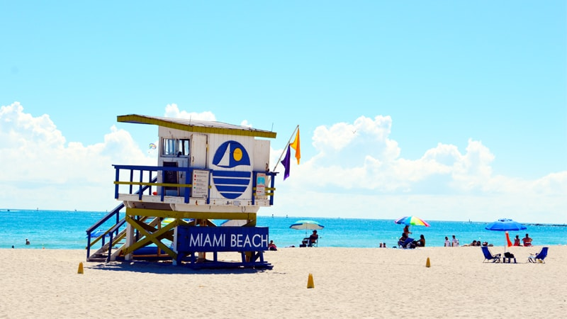 Lummus Park: Playa y diversión en el medio de Miami South Beach